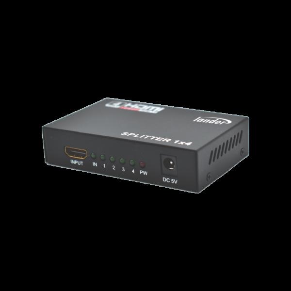 اسپلیتر HDMI لندر 1 به 4