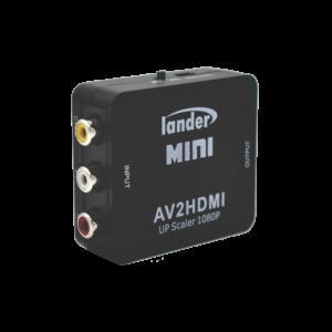 مبدل AV به HDMI لندر