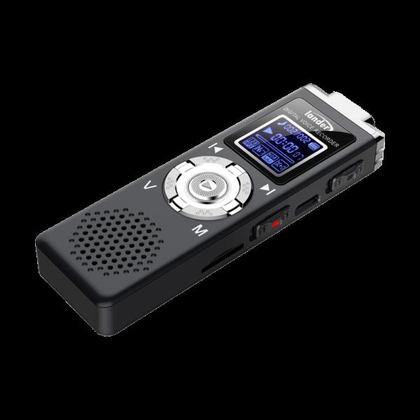 ضبط کننده صدا لندر مدل LD-78